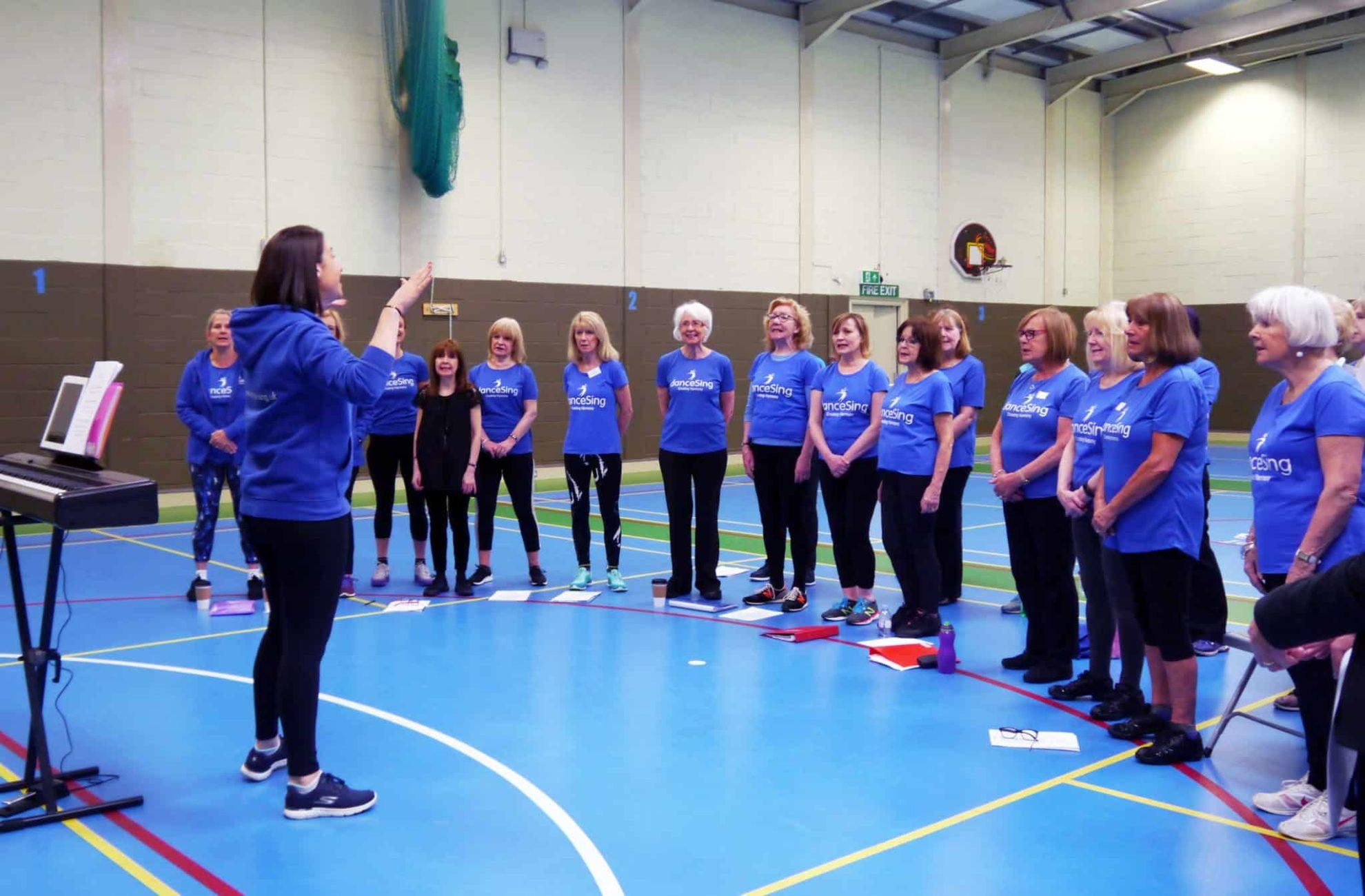 What can you expect at your danceSing Taster Week? (Video)