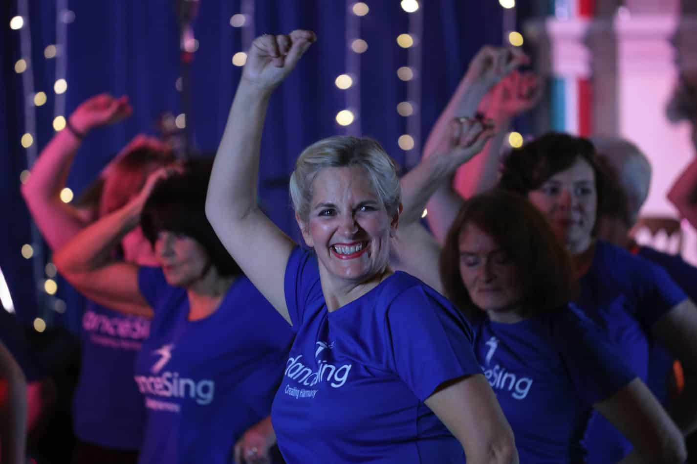 danceSing is coming soon to Newton Mearns