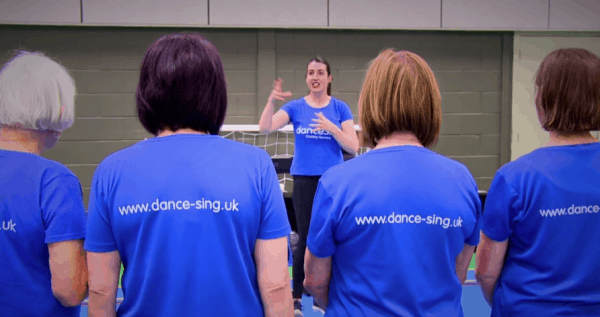 danceSing classes return to Killearn