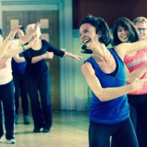 dancesing class