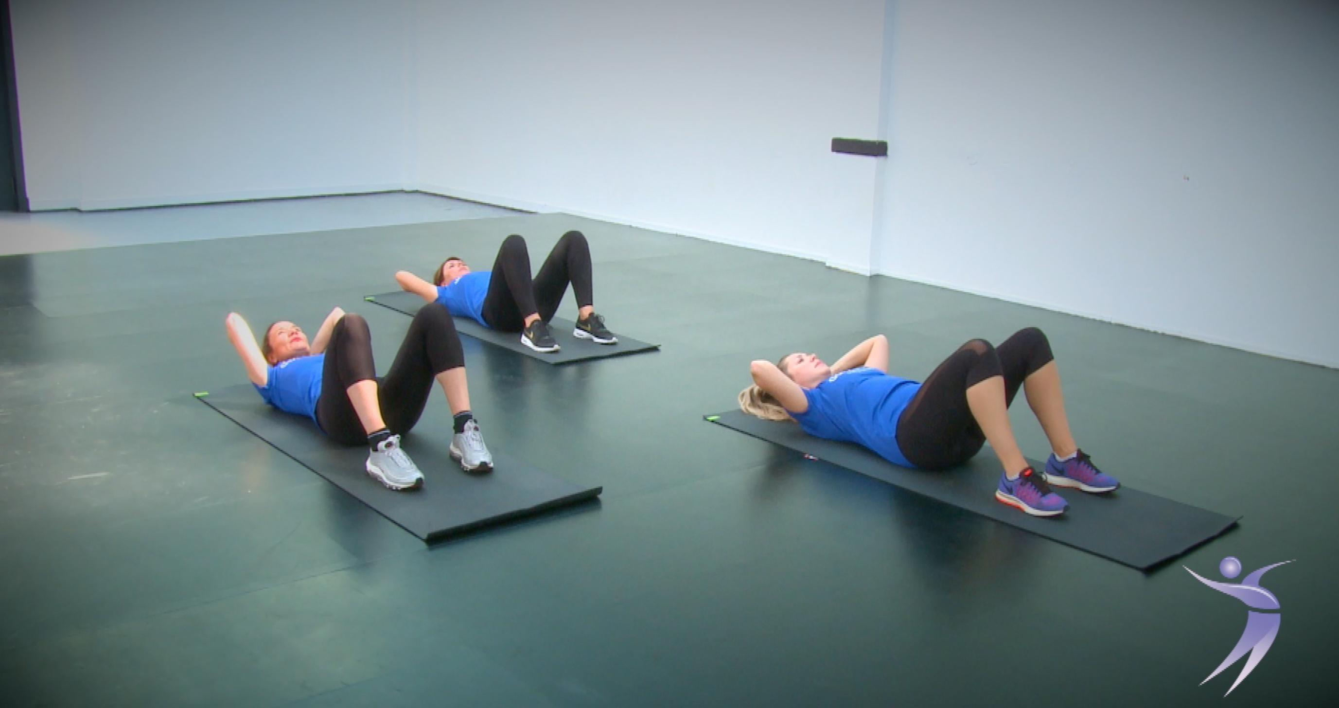 Strengthen core danceSing